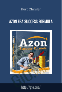 Azon FBA Success Formula – Kurt Chrisler