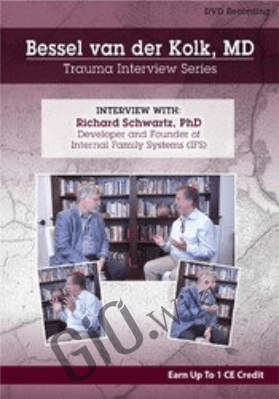 Bessel van der Kolk Trauma Interview Series: Richard Schwartz, Ph.D., Developer and Founder of Internal Family Systems (IFS) - Bessel Van der Kolk &  Richard C. Schwartz