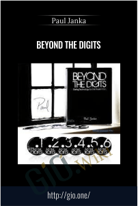 Beyond the Digits – Paul Janka