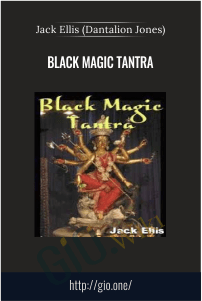 Black Magic Tantra – Jack Ellis (Dantalion Jones)