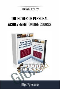 The Power of Personal Achievement Online Course - Brian Tracy