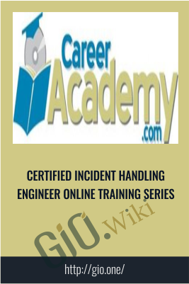 Certified Incident Handling Engineer Online Training Series