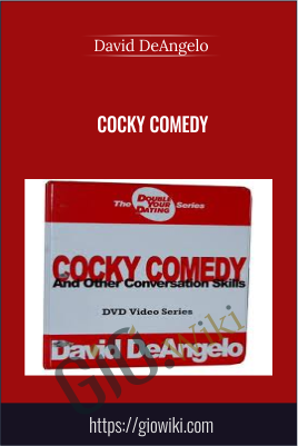 Cocky Comedy - David DeAngelo