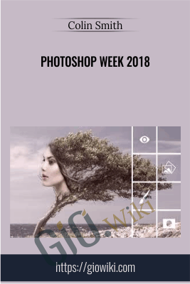 Photoshop Week 2018 - Colin Smith