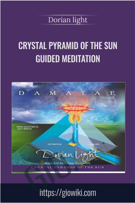 Crystal Pyramid of the Sun guided meditation - Dorian light
