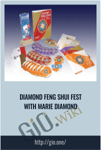 Diamond Feng Shui Home Study Course  (Levels 1, 2 , 3) - Marie Diamond
