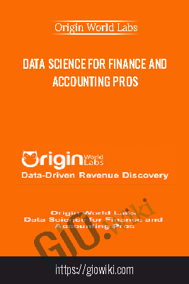 Data Science for Finance and Accounting Pros – Origin World Labs
