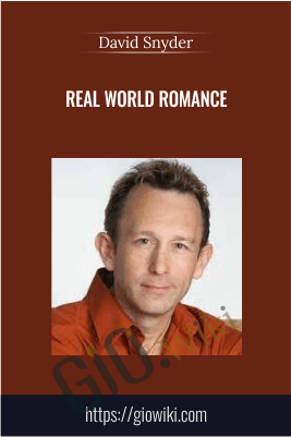 Real World Romance - David Snyder