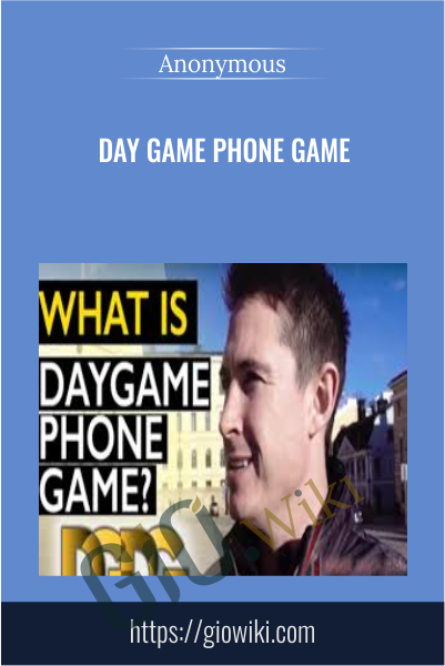Day Game Phone Game
