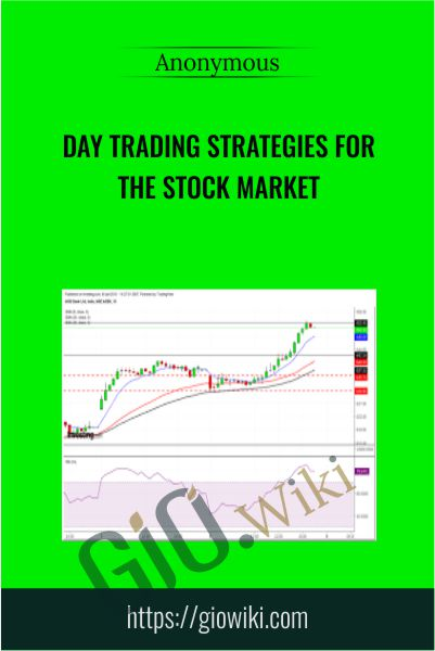 Day Trading Strategies for the Stock Market
