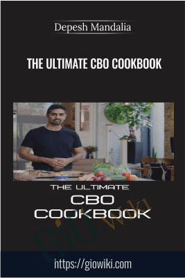 The Ultimate CBO Cookbook – Depesh Mandalia