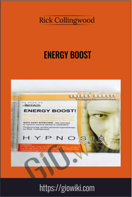 Energy Boost - Rick Collingwood