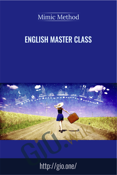 English Master Class - Mimic Method