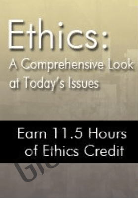 Ethics: A Comprehensive Look at Today's Issues - Allan Barsky ,  Frederic Reamer ,  Jackson Rainer &  Janet Courtney