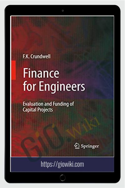 Finance For Engineers – F.K.Crundwell