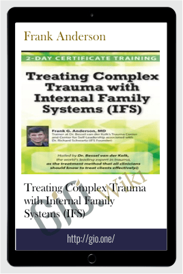 Treating Complex Trauma with Internal Family Systems (IFS) - Frank Anderson