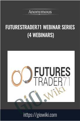 FuturesTrader71 webinar series (4 webinars)