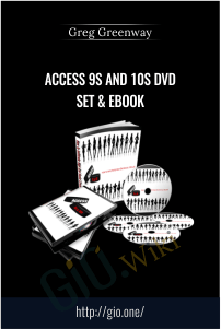 Access 9s and 10s DVD Set & eBook – Greg Greenway