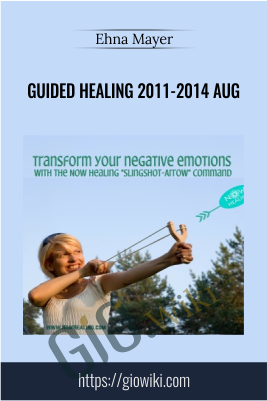 Guided Healing 2011-2014 Aug - Ehna Mayer