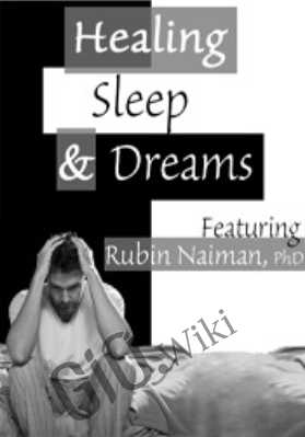 Healing Sleep and Dreams - Rubin Naiman
