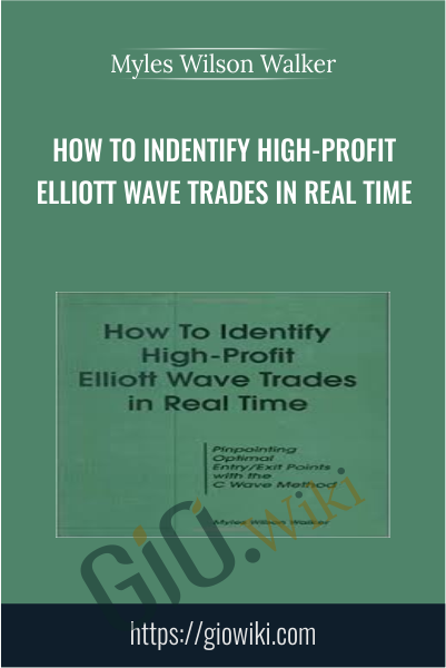 How To Indentify High-Profit Elliott Wave Trades in Real Time - Myles Wilson Walker