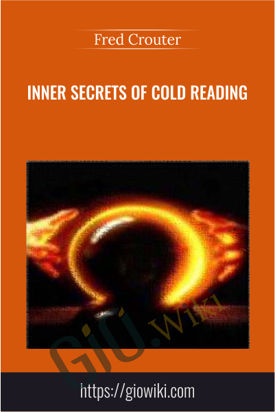 Inner Secrets of Cold Reading - Fred Crouter