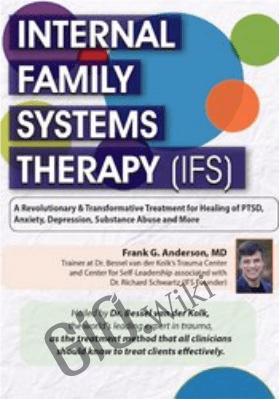 Internal Family Systems Therapy (IFS): A Revolutionary & Transformative Treatment for Permanent Healing of PTSD, Anxiety, Depression, Substance Abuse and More! - Frank G. Anderson