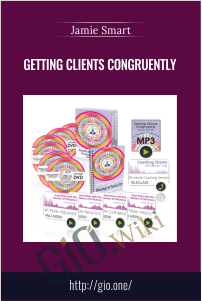 Getting Clients Congruently – Jamie Smart