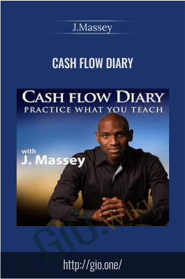 Cash Flow Diary – J.Massey