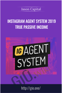 Only $215, courses Instagram Agent System – Jason Capital