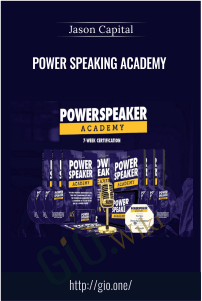 Power Speaking Academy – Jason Capital