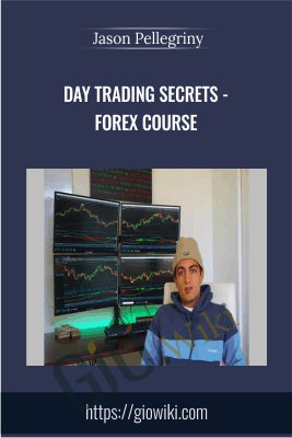 Day Trading Secrets - Forex Course - Jason Pellegriny