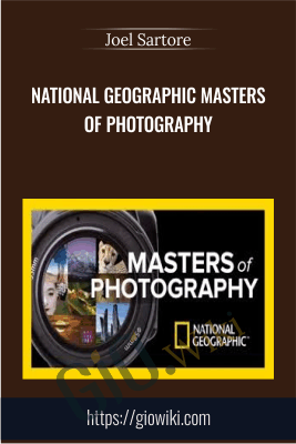 National Geographic Masters of Photography - Joel Sartore