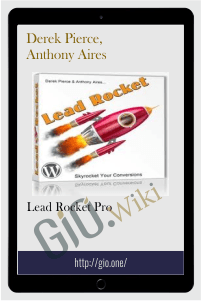 Lead Rocket Pro - Derek Pierce, Anthony Aires