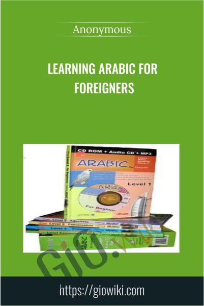 Learning Arabic for Foreigners