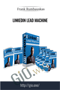 LinkedIn Lead Machine – Frank Rumbauskas