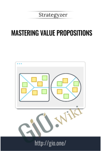 Mastering Value Propositions – Strategyzer