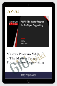 Masters Program v3.0 – The Masters Program for Six-Figure Copywriting