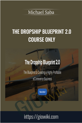 The Dropship Blueprint 2.0 Course Only - Michael Saba