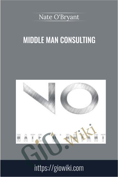 Middle Man Consulting - Nate O'Bryant