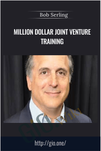Million Dollar Joint Venture Training – Bob Serling