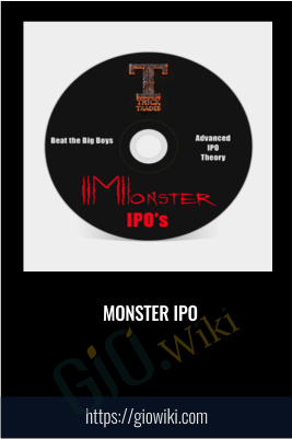 Monster IPO - Tricktrades