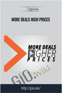 More Deals High Prices – Ugurus