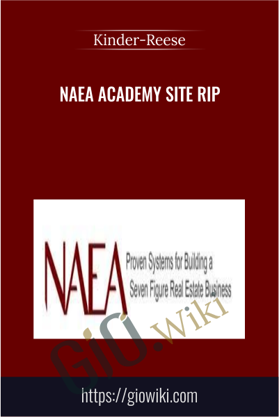 NAEA Academy Site Rip - Kinder-Reese
