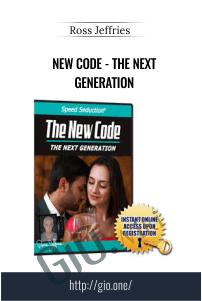 New Code - The Next Generation - Ross Jeffries