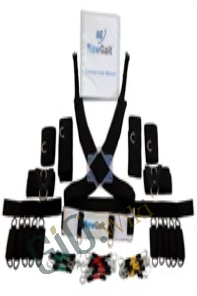 NewGait Clinical Mobility Harness Kit