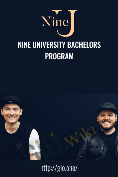 Nine University Bachelors Program - Nine University