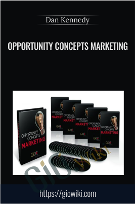 Opportunity Concepts Marketing - Dan Kennedy