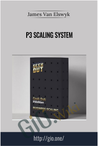 P3 Scaling System – James Van Elswyk