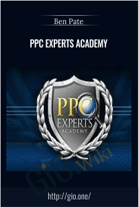 PPC Experts Academy - Ben Pate
